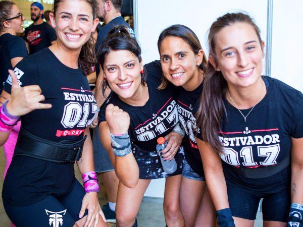 CF LEAGUE 6A. EDIÇÃO – FEMININO – EXPO RENAULT BARIGUI